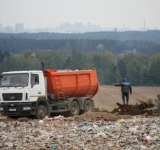Вывоз мусора с дач и гаражей